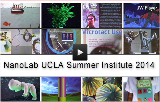 NanoLab Summer Institute Final Presentations